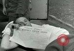 Image of wounded soldiers Tokyo Japan, 1950, second 8 stock footage video 65675020765