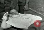 Image of wounded soldiers Tokyo Japan, 1950, second 10 stock footage video 65675020765