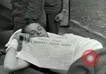 Image of wounded soldiers Tokyo Japan, 1950, second 11 stock footage video 65675020765