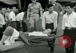 Image of wounded soldiers Tokyo Japan, 1950, second 57 stock footage video 65675020766