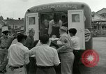 Image of wounded soldiers Tokyo Japan, 1950, second 62 stock footage video 65675020766