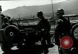 Image of Army doughnut Shop during Korean War Korea, 1951, second 38 stock footage video 65675020777