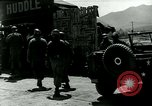 Image of Army doughnut Shop during Korean War Korea, 1951, second 44 stock footage video 65675020777