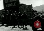 Image of Army doughnut Shop during Korean War Korea, 1951, second 45 stock footage video 65675020777