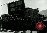 Image of Army doughnut Shop during Korean War Korea, 1951, second 46 stock footage video 65675020777
