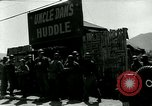 Image of Army doughnut Shop during Korean War Korea, 1951, second 47 stock footage video 65675020777