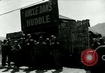 Image of Army doughnut Shop during Korean War Korea, 1951, second 48 stock footage video 65675020777