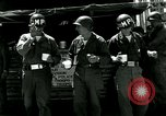 Image of Army doughnut Shop during Korean War Korea, 1951, second 59 stock footage video 65675020777