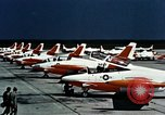 Image of T2J-1 Buckeye United States USA, 1960, second 32 stock footage video 65675020781