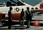 Image of T2J-1 Buckeye United States USA, 1960, second 43 stock footage video 65675020781