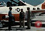 Image of T2J-1 Buckeye United States USA, 1960, second 47 stock footage video 65675020781