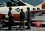 Image of T2J-1 Buckeye United States USA, 1960, second 48 stock footage video 65675020781