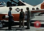 Image of T2J-1 Buckeye United States USA, 1960, second 51 stock footage video 65675020781