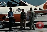 Image of T2J-1 Buckeye United States USA, 1960, second 52 stock footage video 65675020781