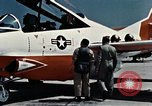 Image of T2J-1 Buckeye United States USA, 1960, second 54 stock footage video 65675020781