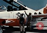 Image of T2J-1 Buckeye United States USA, 1960, second 55 stock footage video 65675020781