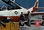 Image of T2J-1 Buckeye United States USA, 1960, second 3 stock footage video 65675020782