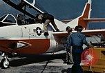 Image of T2J-1 Buckeye United States USA, 1960, second 28 stock footage video 65675020782