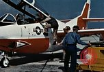 Image of T2J-1 Buckeye United States USA, 1960, second 29 stock footage video 65675020782