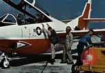 Image of T2J-1 Buckeye United States USA, 1960, second 31 stock footage video 65675020782