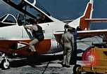 Image of T2J-1 Buckeye United States USA, 1960, second 36 stock footage video 65675020782