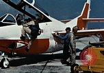 Image of T2J-1 Buckeye United States USA, 1960, second 37 stock footage video 65675020782