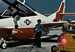 Image of T2J-1 Buckeye United States USA, 1960, second 39 stock footage video 65675020782
