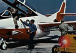 Image of T2J-1 Buckeye United States USA, 1960, second 40 stock footage video 65675020782