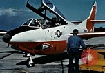Image of T2J-1 Buckeye United States USA, 1960, second 2 stock footage video 65675020783