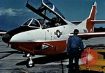 Image of T2J-1 Buckeye United States USA, 1960, second 3 stock footage video 65675020783