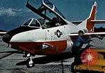 Image of T2J-1 Buckeye United States USA, 1960, second 10 stock footage video 65675020783