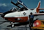 Image of T2J-1 Buckeye United States USA, 1960, second 12 stock footage video 65675020783