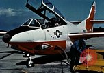 Image of T2J-1 Buckeye United States USA, 1960, second 25 stock footage video 65675020783
