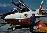 Image of T2J-1 Buckeye United States USA, 1960, second 27 stock footage video 65675020783