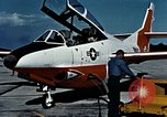 Image of T2J-1 Buckeye United States USA, 1960, second 28 stock footage video 65675020783
