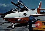 Image of T2J-1 Buckeye United States USA, 1960, second 29 stock footage video 65675020783