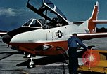Image of T2J-1 Buckeye United States USA, 1960, second 31 stock footage video 65675020783