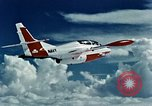 Image of T2J-1 Buckeye United States USA, 1960, second 21 stock footage video 65675020784