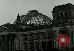 Image of Reichstag Dome Razing Berlin Germany, 1954, second 18 stock footage video 65675020795