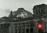 Image of Reichstag Dome Razing Berlin Germany, 1954, second 22 stock footage video 65675020795