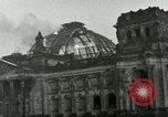 Image of Reichstag Dome Razing Berlin Germany, 1954, second 25 stock footage video 65675020795