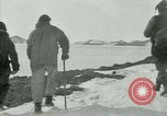 Image of Byrd Expedition Antarctica, 1929, second 37 stock footage video 65675020802