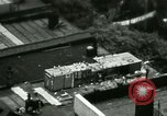 Image of Residents outdoors in their neighborhood Bronx New York City USA, 1965, second 1 stock footage video 65675020823