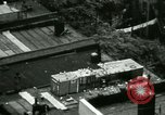 Image of Residents outdoors in their neighborhood Bronx New York City USA, 1965, second 2 stock footage video 65675020823