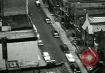 Image of Residents outdoors in their neighborhood Bronx New York City USA, 1965, second 11 stock footage video 65675020823
