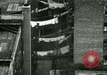 Image of Residents outdoors in their neighborhood Bronx New York City USA, 1965, second 22 stock footage video 65675020823