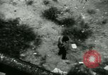 Image of Residents outdoors in their neighborhood Bronx New York City USA, 1965, second 34 stock footage video 65675020823