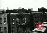 Image of life in the Bronx Bronx New York City USA, 1965, second 36 stock footage video 65675020827