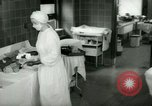 Image of Operating Room New York United States USA, 1948, second 34 stock footage video 65675020834