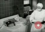 Image of Operating Room New York United States USA, 1948, second 42 stock footage video 65675020834